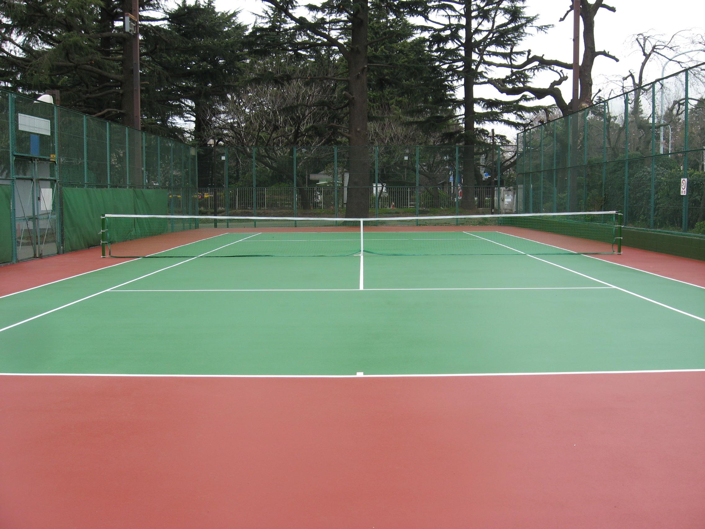 クラブ 外苑 テニス 明治 神宮 明治神宮外苑テニススクール